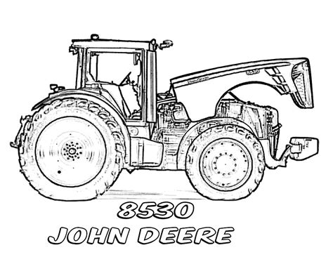 john deere coloring page john deere coloring pages bestofcoloring com