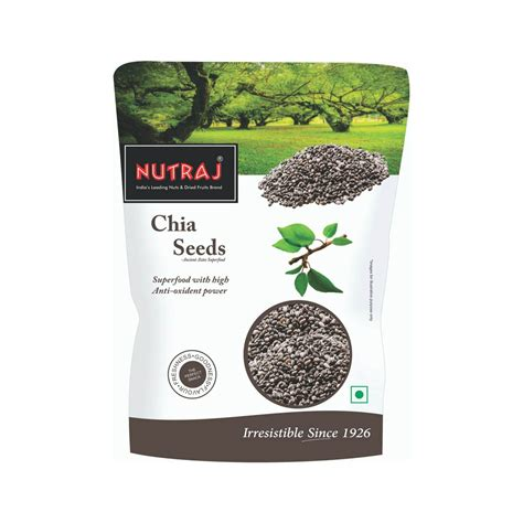 Promo 1 Kg Black Chia Seed Mexico Recomended buy nutraj chia seeds 200gat best price in india