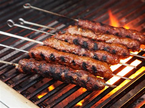 How To Make A Room Cooler seekh kebabs the grilled spiced pakistani meat on a