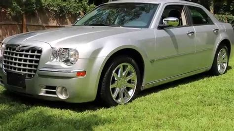 Chrysler 300 Wheels For Sale by Chrysler 300c For Sale Low Silver Chrome Wheels