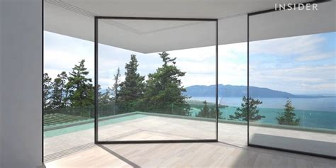 What Is Glass Door by Sliding Glass Door Can Turn Corners Business Insider