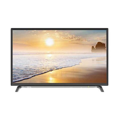 Harga Toshiba 32 Inch jual toshiba 32l1600vj tv led hitam 32 inch