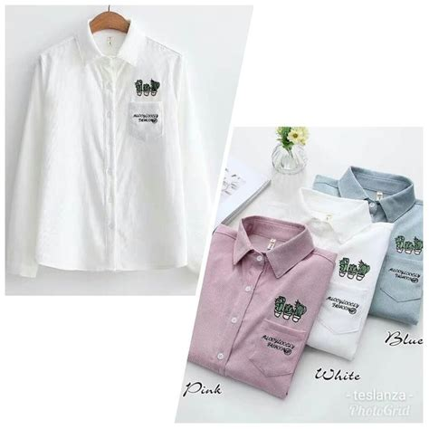 Harga Baju Merk Mint kemeja remaja terbaru loocly model baju gamis terbaru