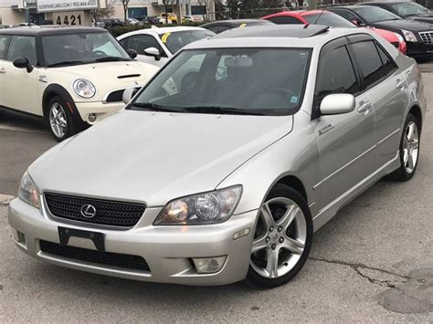 lexus car 2004 2004 lexus is 300 silver elite cars wheels ca