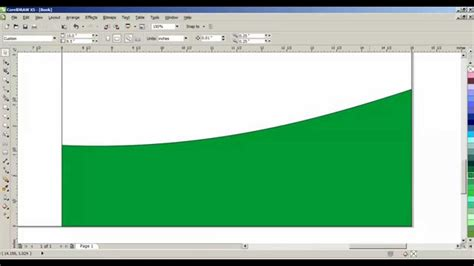 template book cover corel draw how to create book cover page in coreldraw tamil part 1
