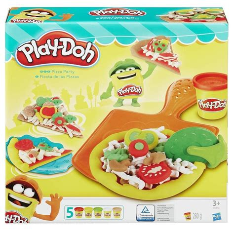 Doh Pizza 1 play doh pizza 5 play set jr company