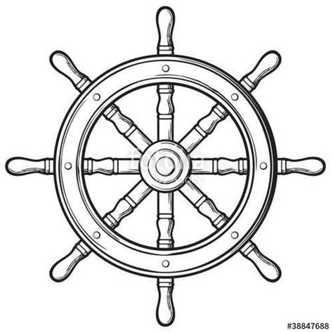 ship wheel tattoo design best 25 ship wheel ideas on anchor ship