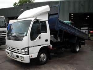 Isuzu Npr Tipper Used Isuzu Trucks For Sale Trucklocator Uk