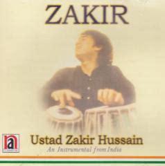 ustad zakir hussain biography in english zakir ustad zakir hussain cd