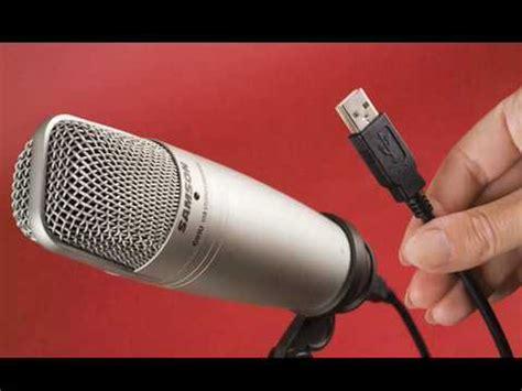 condenser microphone vs usb blue yeti studio mic tests samson co1u m audio vocal studio mic how to make do everything