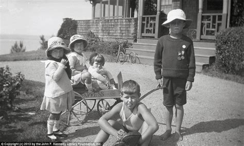f kennedy jr children kennedy and never before seen pictures shed light on the matriarch of america s