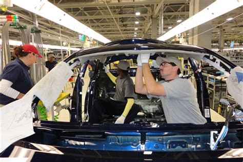 Blue Springs Ms Toyota Toyota Begins Production Of Corolla In Mississippi News