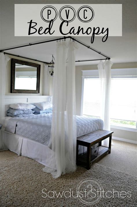 how to make a bed canopy best 25 pvc canopy ideas on pinterest pvc pipe tent