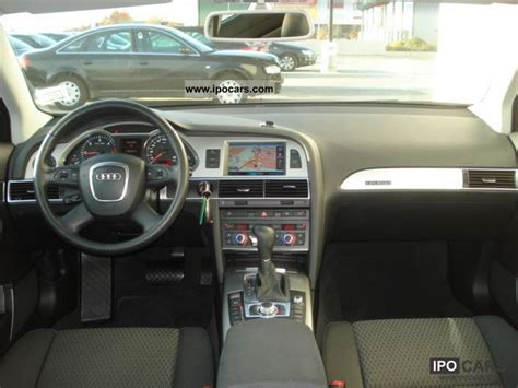 automotive air conditioning repair 2001 audi s8 interior lighting 2008 audi limousine a6 navi dvd air conditioning xenon sunroof car photo and specs