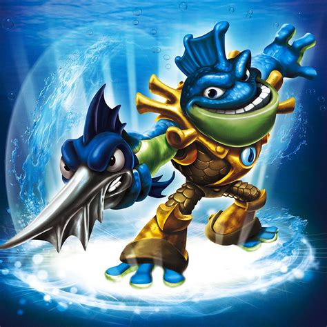 Kaos Minion Series 2 Cr rip tide skylanders wiki fandom powered by wikia