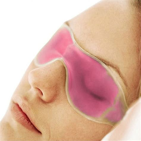 icy hot under eyes gel eye mask cold pack warm ice cool puffiness headache