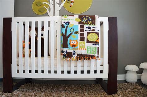 Nurseryworks Aerial Crib by Nature Inspired Nursery Project Nursery