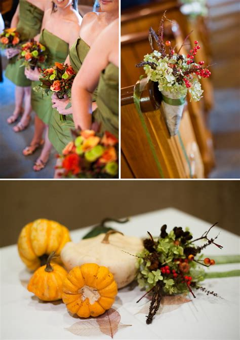 diy fall wedding ideas how are you going to plan your fall wedding theme tulle