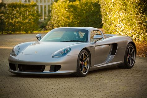 carrera porsche porsche carrera gt provides little frills lots of thrills
