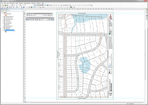 download layout arcgis download layout arcgis new tax parcel map book template