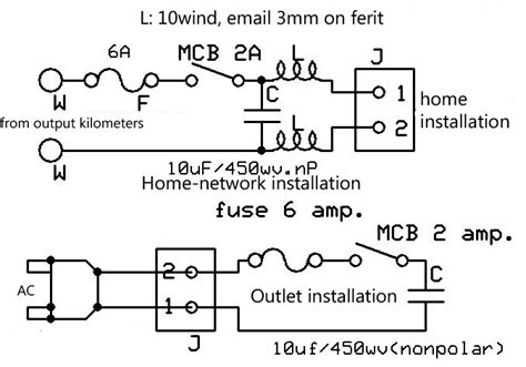 Electricity Power Saver Electronic Circuit