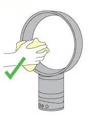 how to clean dyson fan cleaning your dyson fan