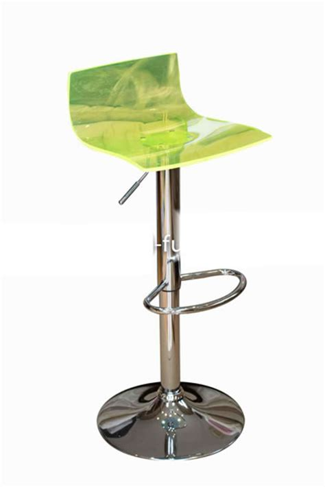 Lime Green Bar Stool Marquis Bar Stool Lime Green Acrylic