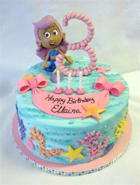 Guppies Cake Decorations by Best 25 Guppies Decorations Ideas On