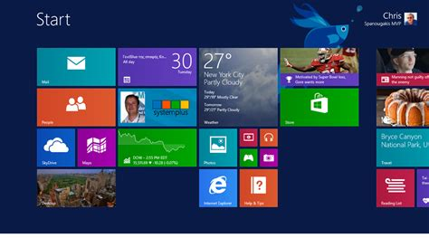 photo layout software windows how to create a default start screen layout in windows 8 1