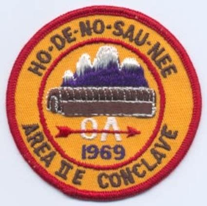 Mine Pocket Patch area 2 e 1969 conclave new york oa trader