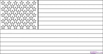 colors of american flag how to draw the american flag step by step stuff pop