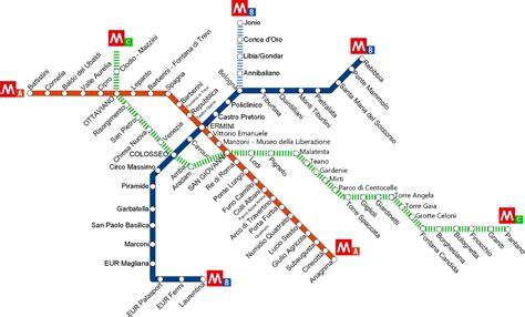www agenzia mobilita roma it mappa roma 187 roma caput tour