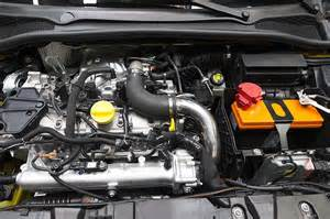 Renault Clio Engines Renault Clio R S 16 Concept Gets Megane 275 Engine