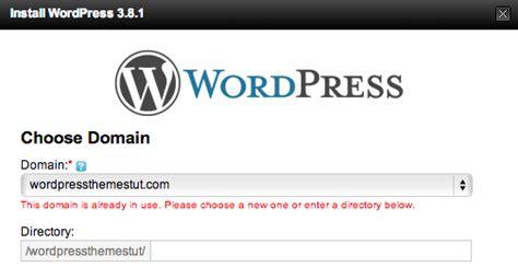wordpress tutorial godaddy wordpress tutorial