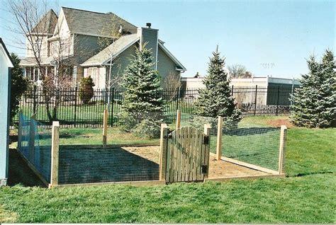 decorative garden fence decorative wire garden fencing garden design ideas