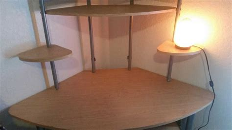 4 foot corner desk letgo corner desk 6ft tall 4ft wide in elfers fl
