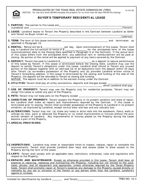 printable residential lease agreement texas best photos of free download residential lease agreement