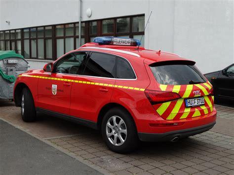 Audi Hanau by Feuerwehr Hanau Audi Q3 Kdow Am 24 05 15 Beim Tag Der