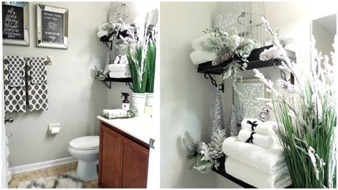 guest bathroom  tips decor ideas
