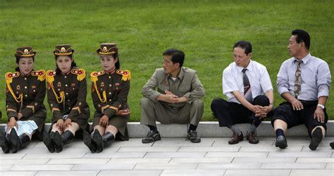 north korea north korea military parade celebrates 60th anniversary of