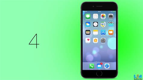 iphone tutorial how to reset the iphone 6s and below