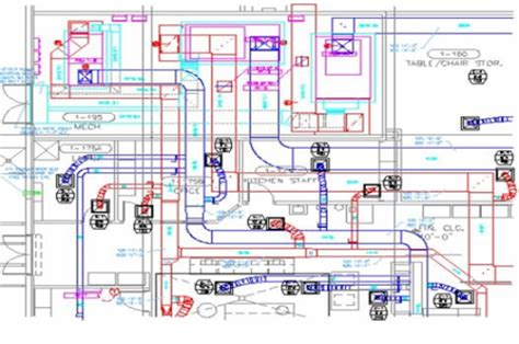 accurate and energy friendly hvac drafting services