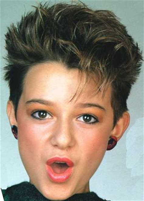 80s hairstyle 187 | this and another 80s hair pic i just