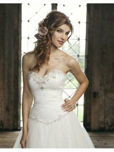Wedding Hair Mostly by 1000 Images About Wedding Hairstyles On