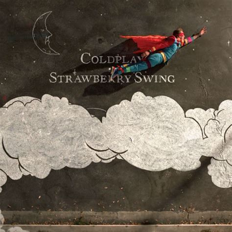 coldplay recordings strawberry swing
