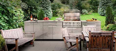 new age outdoor kitchen outdoor kitchen stainless steel newage uk