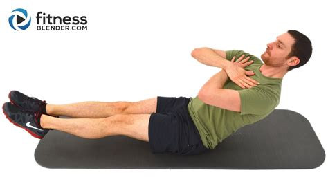 six pack burn out abs workout
