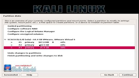 kali linux tutorial windows 7 dual boot kali linux windows 8 1 creation new partition