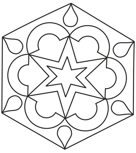 coloring pages of design printables printable design patterns rangoli design coloring