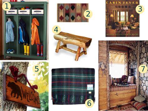 Diy Cabin Decor by Cabin Style Decor